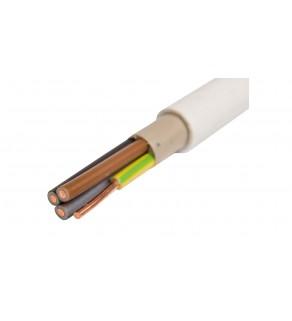 Przewód YDY 4x2,5 żo 450/750V /25m