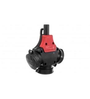 Trójnik IP44 2P+Z 3600W czarny 243400