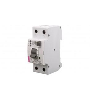 Wyłącznik różnicowonadprądowy 1+N 25A C 30mA typ A KZS-2M2p EDI A 002172418