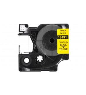 Taśma nylonowa elastyczna RHINO 19mm x 3,5m żółta S0718090 18491