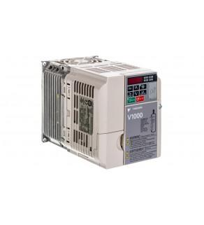 Falowniki wektorowy jednofazowe 200-240V AC 2,2 kW 3x230V 9,6A CIMR-VCBA0010BAA