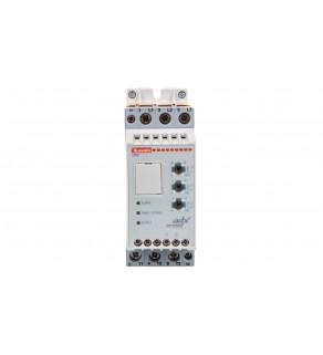 Softstart 12A 5,5kW z przekaźnikiem by-pass, 3x400V AC zasilanie 24V AC/DC ADXC01240024