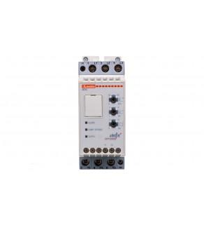 Softstart 12A 5,5kW z przekaźnikiem by-pass, 3x400V AC zasilanie 110-400V AC ADXC012400