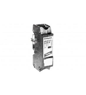 Ogranicznik przepięć DEHNpatch CLE, adapter gniazdo RJ45/gniazdo RJ45, do sieci LAN 1Gb, ATM, FDDI, CDDI 929121