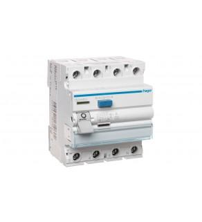 Wyłącznik różnicowoprądowy 4P 40A 0,1A typ A CEA440J
