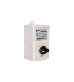 Regulator prędkości obrotowej 1-fazowy ARW 0,6/2 230V 0,6A IP54 17886-9938
