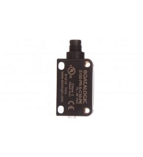 Czujnik fotoelektryczny 10-30V DC M8 4-pinowy PNP zadzałanie 0,1-0,5m S100-PR-5-C10-PK 950811210