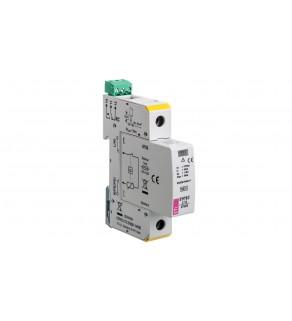 Ogranicznik przepięć C Typ 2 1P 20kA sygnalizacja ETITEC C T2 275/20 1+0 RC 002440394
