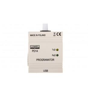 Programator do urządzeń Lumel (USB) bez atestu KJ PD14 0