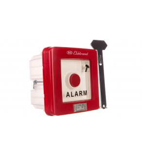 Wyłącznik alarmowy 1Z 1R 12A /ALARM TECHNICZNY/ IP55 WAp-1s 921551