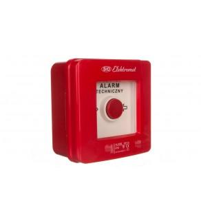 Wyłącznik alarmowy 2Z 12A /ALARM TECHNICZNY/ IP55 WA-2s 921403
