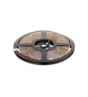 Taśma LED FLASH 3528 600 LED ciepły biały 48W wodoodporna 8mm rolka IP65 LD-3528-600-65-CB /5m