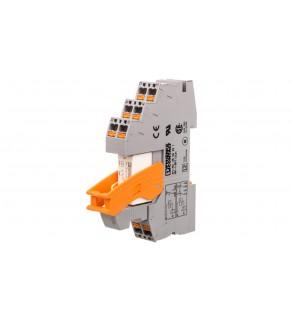 Przekaźnik interfejsowy z zaciskami push-in 2P 8A 24V AC RIF-1-RPT-LV-24AC/2X21 2903333