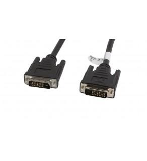 Kabel DVI-D(24+1) Full HD 3m czarny CA-DVID-10CC-0030-BK