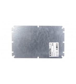 Płyta montażowa 160x260mm stalowa OMP2030