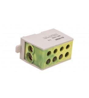 Blok rozdzielczy kompaktowy BRC 35/25 żółto-zielony R33RA-02030001301