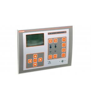 Automatyczny przełącznik sieci 12-24-48VDC i 100-240VAC /180x240mm, do rozbudowy EXP…, RS-485 ATL800