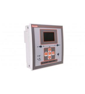 Automatyczny przełącznik sieci 12-24V DC/ 100-240V AC obudowa 144x144mm do rozbudowy modułami EXP ATL610