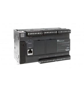 Sterownik programowalny 40 I/O przekaźnikowych Modicon M221-40I/O TM221C40R