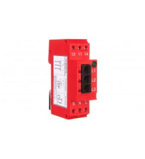 Moduł odbiorczy 230V 3xLWL 3xLED DEHNsignal E 3 910631