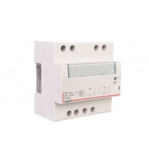 Transformator bezpieczeństwa modułowy TR340 230/12/24V 40VA 413097