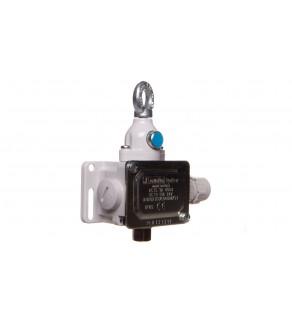 Wyłącznik cięgnowy /STOP/ 1Z+1R 60N z przyciskiem kasującym PLN131311