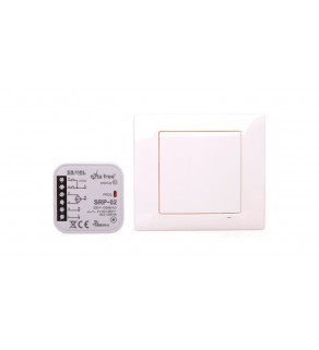 Zestaw sterowania bezprzewodowego (RNK02+SRP02) RZB-03 EXF10000073