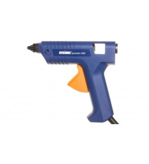 Pistolet do klejenia na gorąco w walizce 200W 100-240V 206 stopni C 16-20g/min Gluematic PG 3002 333393