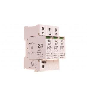 Ogranicznik przepięć C Typ 2 3P 20kA 1,3kV KSD-T2 275/120 3P 23132