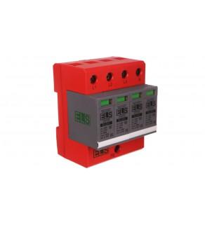 Ogranicznik przepięć C Typ 2 4P 275V 40kA 1,3kV EL20C 4P