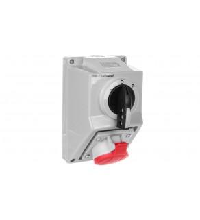 Zestaw instalacyjny z rozłącznikiem L-O-P 1x16A 5P 400V C16-48N IP54 971609