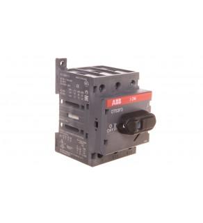 Rozłącznik izolacyjny 3P 63A bez napędu OT63F3 1SCA105332R1001