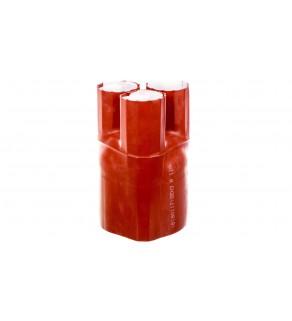 Palczatka termokurczliwa SEH3-R-110 135-56 czerwona 5-3003