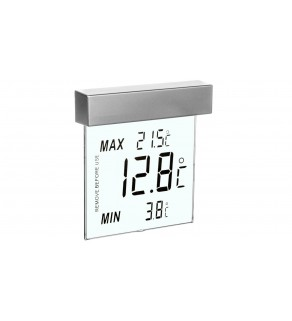 Termometr okienny Vision -25C do +70C duże cyfry 30.1025