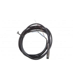 Czujnik indukcyjny M8 2,5mm 12-24V DC PNP 1Z kabel 2m XS208BLPAL2