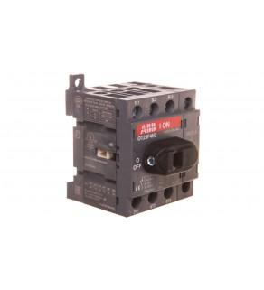 Rozłącznik izolacyjny 4P 25A bez napędu OT25F4N2 1SCA104886R1001