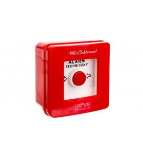 Wyłącznik alarmowy samoczynny natynkowy 1Z 1R WA-1s IP-55 921401