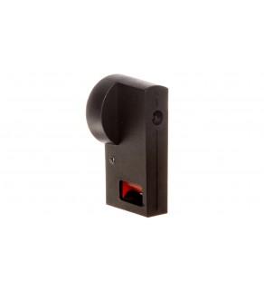 Pokrętło typ 1E czarny do rozłączników GE0160/200 GEX61E