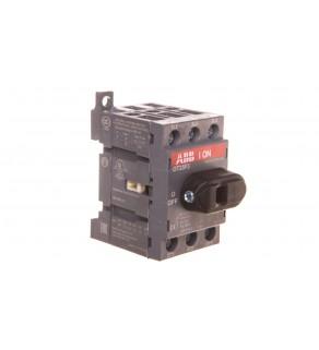 Rozłącznik izolacyjny 3P 25A bez napędu OT25F3 1SCA104857R1001