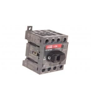 Rozłącznik izolacyjny 4P 16A z napędem bezpośrednim OT16F4N2 1SCA104829R1001