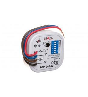 Przekaźnik czasowy 24V AC/DC PCP-04/24V EXT10000089