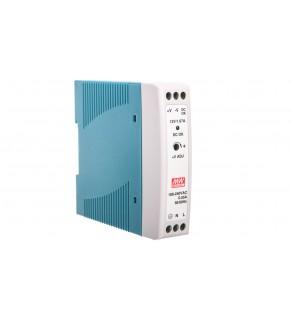 Zasilacz impulsowy 85-264V AC/ 1,67A 12V DC 20W MDR-20-12