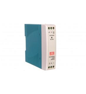 Zasilacz impulsowy 12VDC 0,84A 10W MDR-10-12