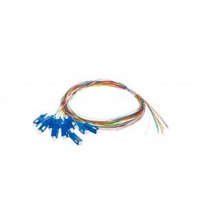 Pigtail światłowodowy SC simplex SM 9/125 OS2 2m DK-29221-02 /12szt.