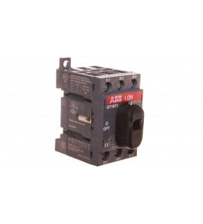 Rozłącznik izolacyjny 3P 16A z napędem bezpośrednim OT16F3 1SCA104811R1001