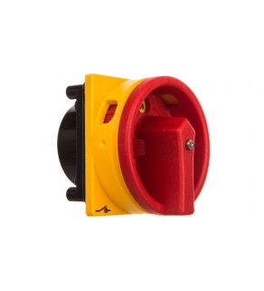 Napęd drzwiowy żółto-czerwony z blokadą do P1.../XM SVB-P1/M 172840