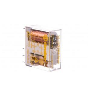 Przekaźnik bezpieczeństwa 2P 8A 24V DC styk AgNi+Au 50.12.9.024.5000