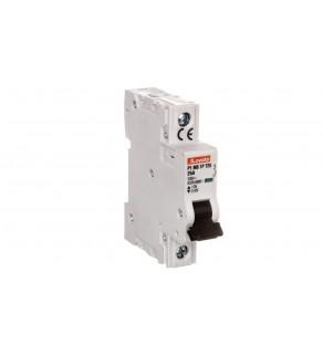Ogranicznik mocy 1P 25A 10kA P1MB1PT25
