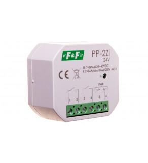 Przekaźnik elektromagnetyczny 2Z 16A 7-30V AC /9-40V DC (160A/20ms) PP-2Zi-24V