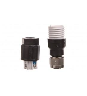 Złącze czujnika 4-pinowe M12 proste SACC-M12FS-4QO-0,75-M 1641772